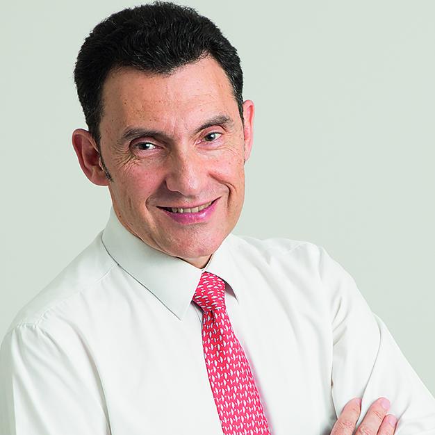 Alberto Mariñas, Socio de Estudio de Comunicación