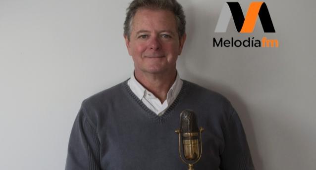 Estudio de Comunicación entrevista a Benito Berceruelo en Melodía FM