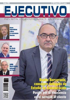 Benito Berceruelo portada Sector Ejecutivo