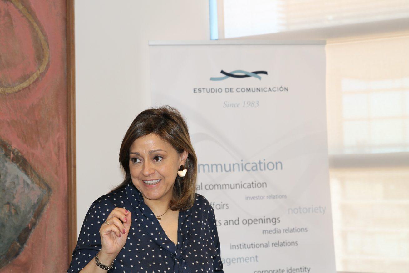 Rosa-Foro Comunicación Salud